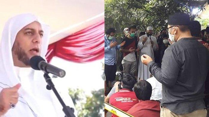 Wafat di Ruang ICU, Detik-detik Syekh Ali Jaber Meninggal Terungkap, Wajahnya Bersih dan Tersenyum