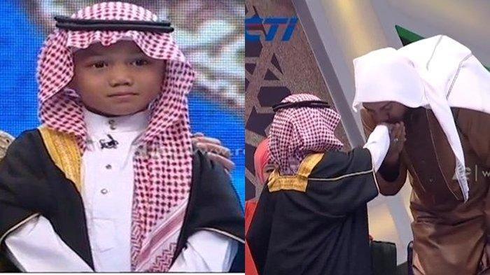 Ini Sosok Syekh Rasyid yang Tangannya Dicium Syekh Ali Jaber, Bisa Tiru 15 Irama Imam Masjid Dunia