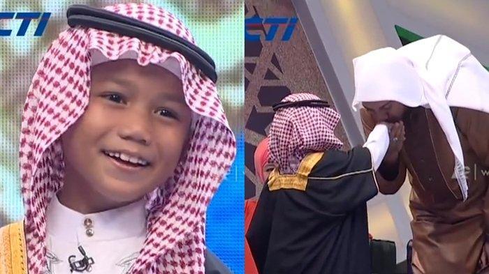 Masih Ingat Syekh Rasyid, Bocah Hafiz Quran yang Tangannya Dicium Syekh Ali Jaber, Begini Kabarnya!
