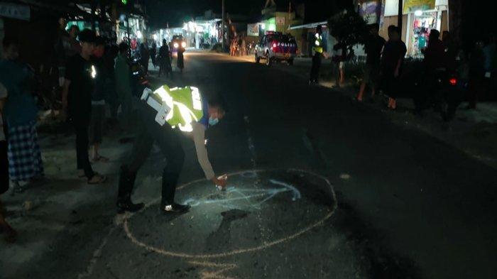 Update Tabrakan Beruntun di OKU Selatan Jalan Raya Muaradua, Seorang Pengendara Dua Kali Tertabrak