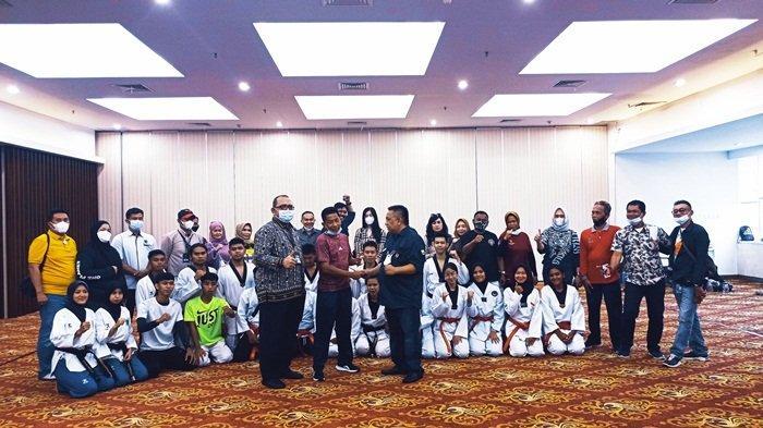 Taekwondo Palembang Komitmen Pertahankan Juara Umum Porprov 2021 Sumsel, Fokus 10 Nomor