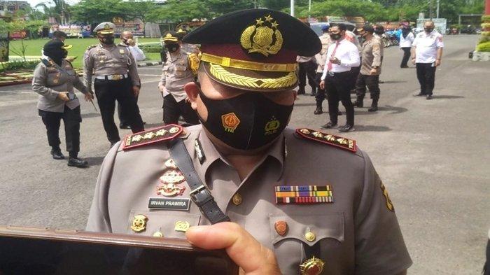 Polrestabes Palembang Terjunkan 315 Personil Untuk Amankan Perayaan Imlek di Palembang, Ini Tugasnya