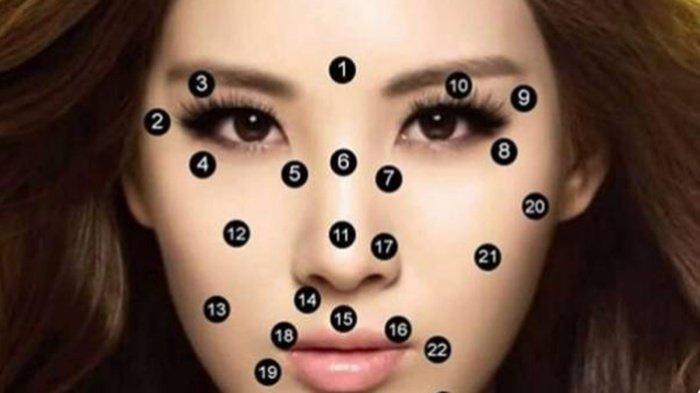 Ini Makna Tahi Lalat di 7 Bagian Tubuh Versi Orang Tiongkok