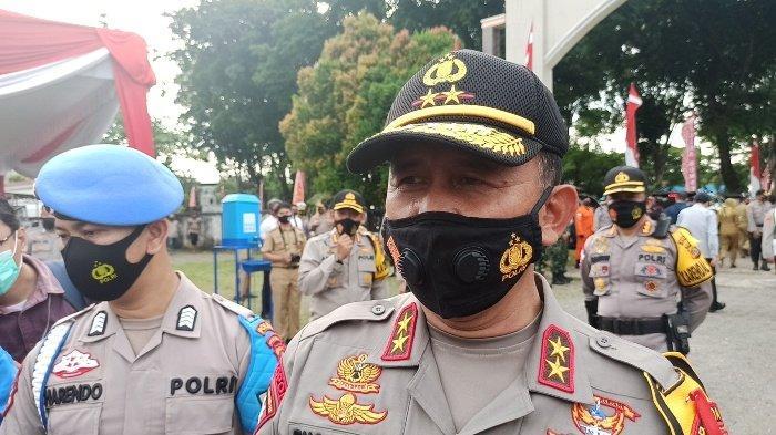Kapolda Sumsel Ir Pol Prof Eko Indra Heri: Jika Melanggar Protokol Covid-19 Siap-siap Diberi Sanksi