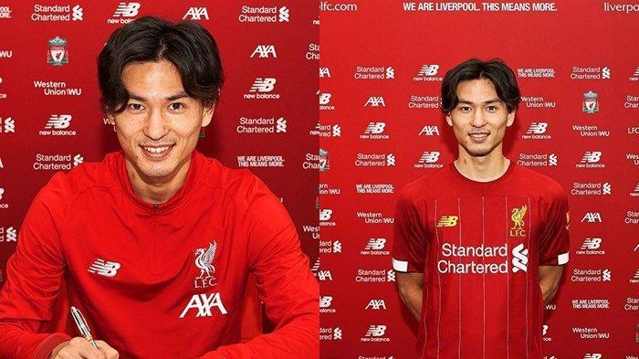 Jadwal Liga Champions - Liverpool Bisa Mainkan Takumi Minamino Ini Daftar Pemain Baru Babak 16 Besar