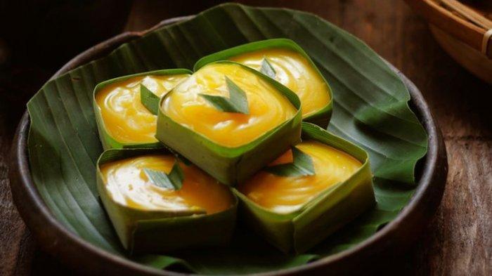 Resep Kue Talam Jagung Hunkwe Enak, Camilan Tradisionalyang Cocok Teman Minum Kopi atau Teh
