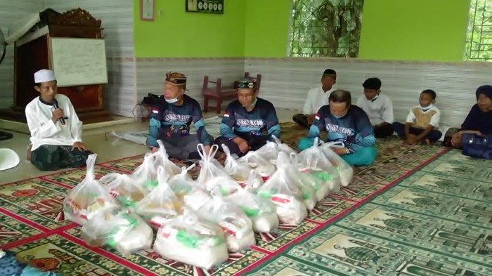 Tali Kasih Qiblatin Gowes Club (QGC) PHDM XII untuk Dhuafa dan Panti Asuhan Yatim Piatu
