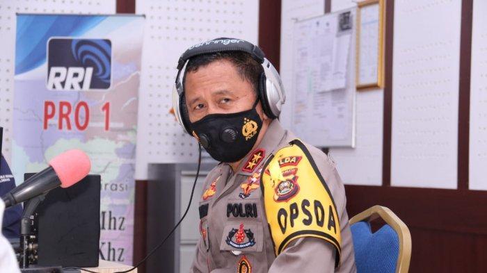 KAPOLDA Sumsel Irjen Prof Eko Indra Heri Tegaskan Pilkada Serentak di Sumsel Aman, Damai dan Sehat