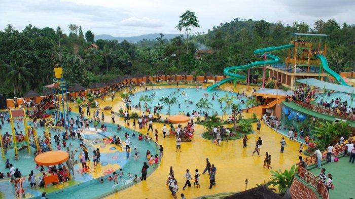 Taman Wisata dan Taman Satwa Lembah Hijau Tawarkan Wisata Lengkap di Lampung