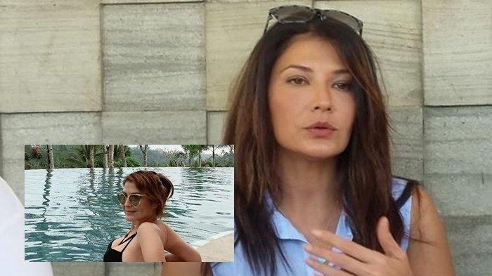 'Pikiranmu Dijaga Jangan Ngeres' Tamara Bleszynski Marahi Netizen Soal Foto Seksinya di Kolam Renang
