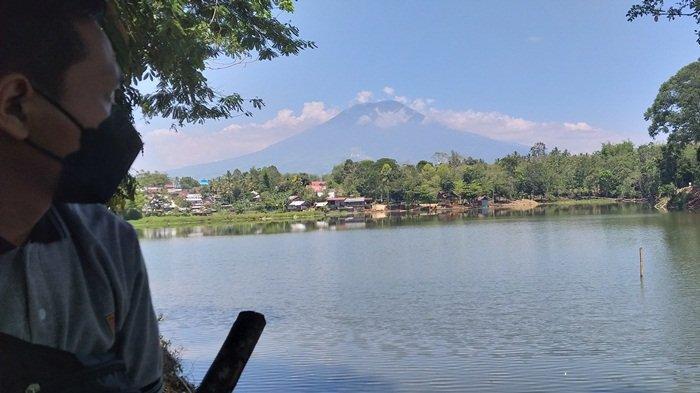 Tebat Gheban, Objek Wisata Tersembunyi di Pagaralam yang Belum Tersentuh Tangan Pemerintah