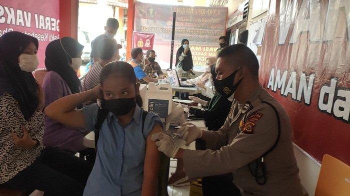 Jadwal Vaksinasi Covid-19 di Puskesmas Muara Enim Dosis Pertama Pakai Moderna, Harus 18 Tahun Lebih