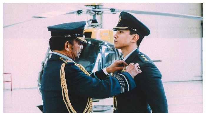 Tampannya Pangeran Abdul Mateen Anak Sultan Brunei, Umur 28 Tahun Jadi Tamu di Pelantikan Presiden