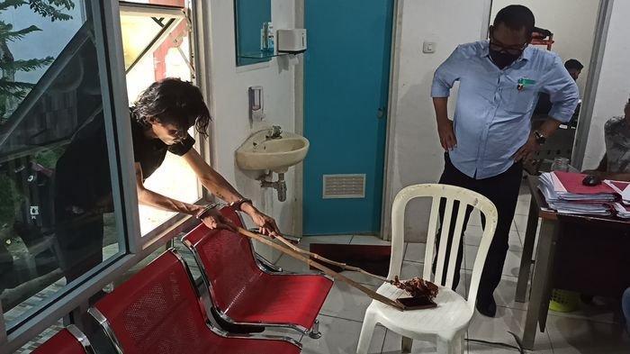 Bambu untuk Curi Ponsel Ditinggal, Kedok Pencuri Terbongkar, Ternyata Dibuat di Depan Korban