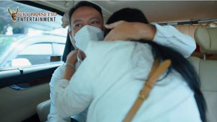 Kalina Octaranny Ungkap Kesedihan terhadap Vicky Prasetyo, 'Kamu Harus Kembali ke Jeruji Besi'