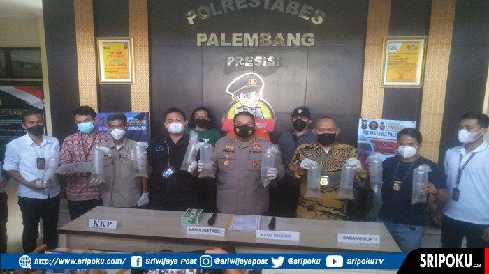Bangku Mobil Dimodifikasi Jadi Tabung, Penyelundupan Bibit Lobster Rp14 Miliar Terhenti di Palembang