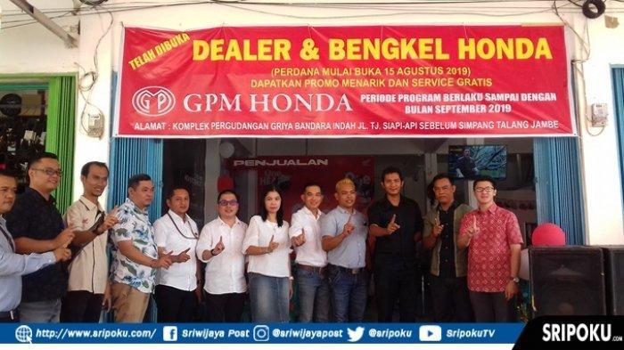 Baru Grand Opening, Honda GPM TAA Target Penjualan 150 Unit Perbulan
