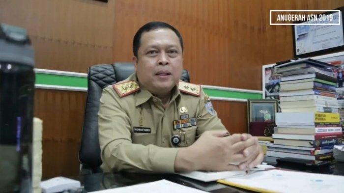 Masuk Rekor MURI,  Dr Drs H Achmad Tarmizi SE MT MSI, Sekda dengan Gelar Terbanyak