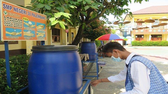 Sekelas Diisi 15 Siswa, Juli 2021 Kota Palembang Gelar Sekolah Tatap Muka