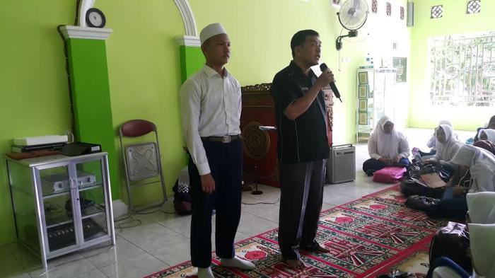 MAN 1 Palembang Kenalkan Program Tahfiz Pada Peserta Didik Baru