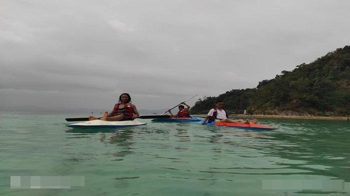 Objek Wisata Pulau Tegal Mas Lampung Bersolek di Tengah Masa PSBB, Siap Kasih Suprise ke Pengunjung