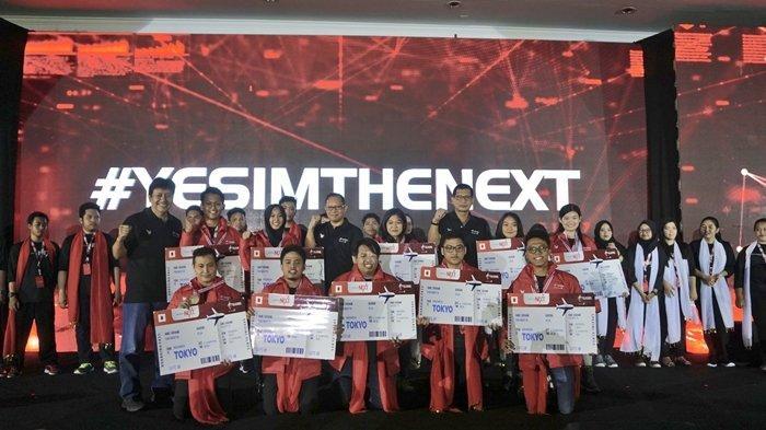 Telkomsel Umumkan 10 Peserta Terbaik IndonesiaNEXT 2018, Millennials Dapat Short Course di Tokyo