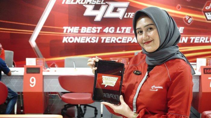 Berikan Layanan Komunikasi Terbaik kepada Pelanggan, Telkomsel Maksimalkan Upgrade USIM 4G