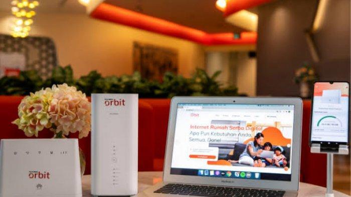 Hadirkan Solusi Internet Rumah Serba Digital dengan Telkomsel Orbit