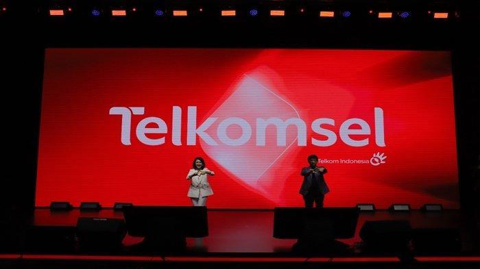 Jangan Kaget Lihat Logo Baru Telkomsel yang Memang Berganti Identitas: Tak Lagi Sekedar Merah Putih