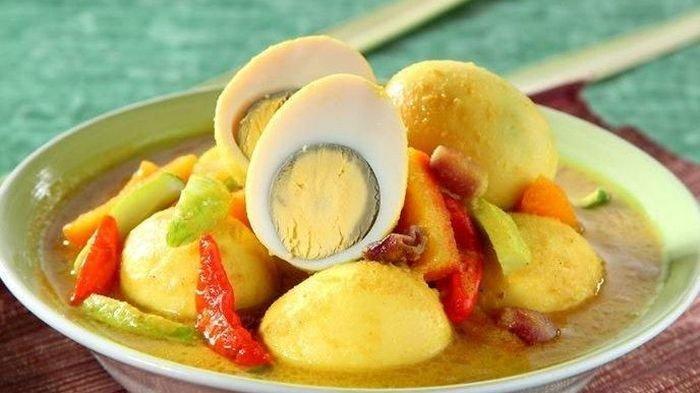 Harga Telur di Lubuklinggau Naik Pedagang Nasi Uduk Cari Akal: Biasanya Setengah Kini Dibagi Empat