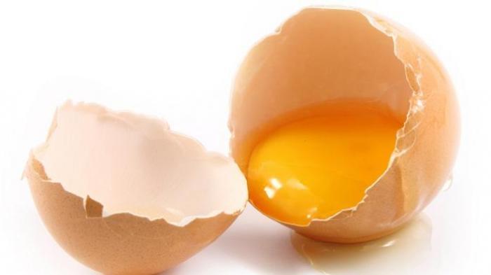 Tanpa Bau Amis, Begini Cara Paling Ampuh Bersihkan Telur Pecah di Lantai, Bukan Dipel atau Disapu