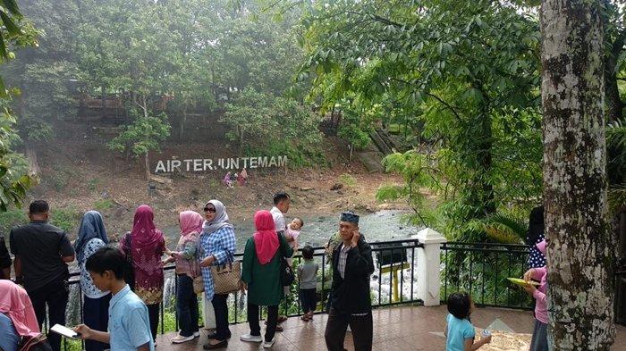Menuju New Normal, Mulai Besok Wisata Bukit Sulap & Air Terjun Temam di Lubuklinggau Kembali Dibuka