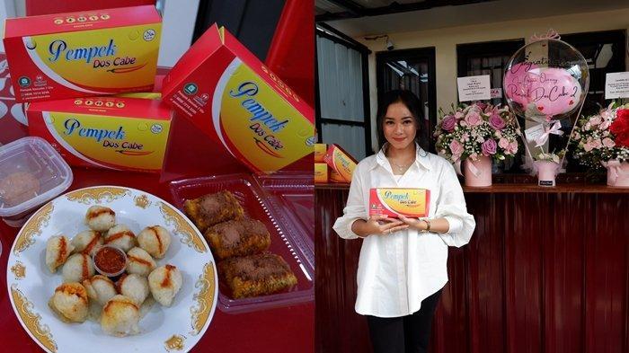 Tempat Makan Pempek di Jalan Golf Palembang, Ada Pempek Dos Cabe Buatan Rada, Per Kotak 10 Ribu