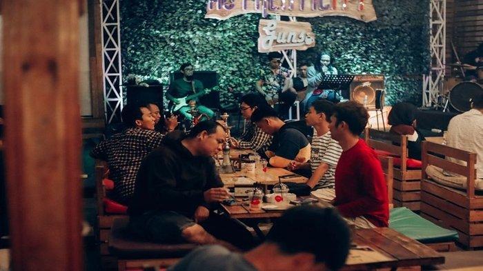 Rekomendasi Tempat Ngopi di Kambang Iwak Palembang, Tinggal Pilih Mau konsep Outdoor atau Indoor