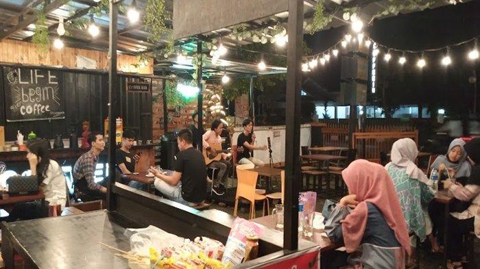 Rekomendasi Tempat Ngopi Outdoor di Palembang, Ada di Jalan A Rivai dan Jalan Demang Lebar Daun