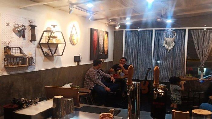 Rekomendasi Tempat Ngopi di Sekip Jalan Mayor Salim Batubara Palembang, Baristanya tak Pelit Ilmu