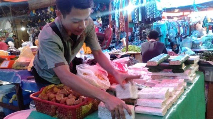 Pedagang di Pasar Tradisional  Segera Divaksin Covid-19, PD Pasar Palembang Jaya Lakukan Pendataan