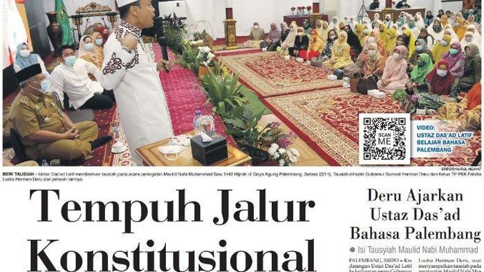 UU Cipta Kerja Diteken Presiden Jokowi, Buruh Bawa ke MK
