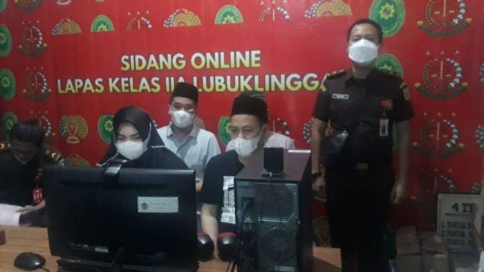 Selama Sidang Sopan, Pasutri Bandar Sabu 2 Kg Muratara Lolos dari Hukuman Seumur Hidup