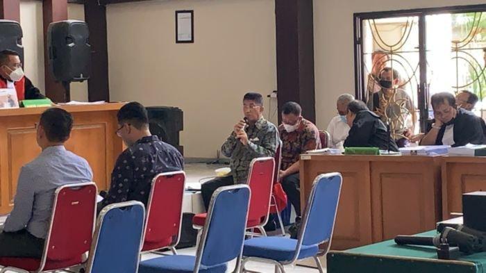 Sidang Korupsi Masjid Raya Sriwijaya, Eddy Hermanto Sayangkan Ruko yang Disita Kejati Dilelang Rp4 M