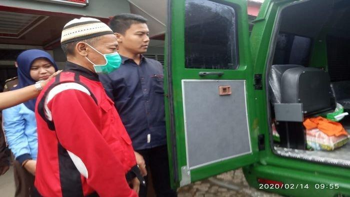 Bakal Jalani Sidang Tuntutan, Mantan Kepala Desa Datar Muaradua, Dipindahkan di Lapas Pakjo