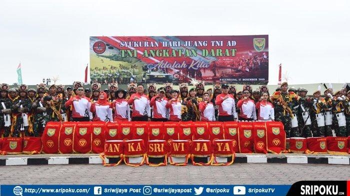 Herman Deru : Terimakasih  TNI Telah Menjaga Keutuhan NKRI