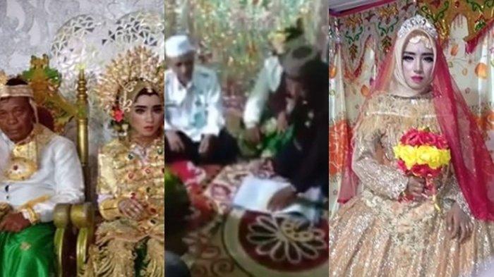 Viral! Duda 41 Tahun Nekat Menikahi Siswi SMP Berusia 13 Tahun, Baru 3 Bulan Kenalan di Facebook