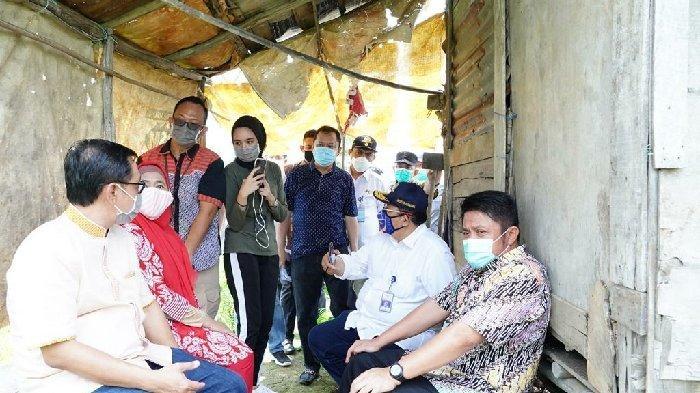 Gubernur HD dan Tim Menhub RI Tinjau Terminal Karya Jaya, untuk Realisasi Terminal Multimoda