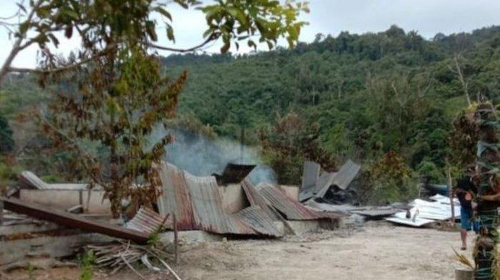 Ketakutan Masih Hantui Korban Teror di Sigi, Warga Enggan Kembali ke Desa, Pilih Mengungsi