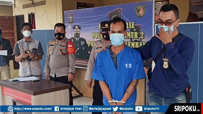 TUKANG Parkir Dempo Palembang Nyambi Jadi Pengedar Narkoba, Modal Beli Sabu Pakai Tabungan Istri