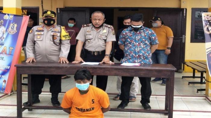 3 Tahun Hidup Dalam Pelarian, Rudi, Pelaku Perampokan di PALI, Ditangkap Tim Elang Polsek Talang Ubi