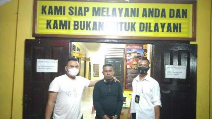PETANI Asal Lampung Ini Ngaku Petugas Lapas Martapura, Bawa Kabur Motor Warga OKUT, Ini Kronologinya