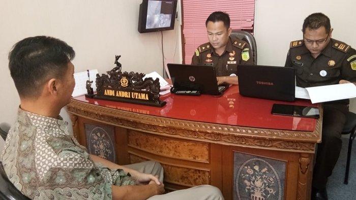 Diperiksa Kasus Dugaan Korupsi Lift BPKAD Palembang, Tersangka M Kembalikan Uang Rp200 Juta