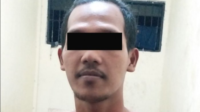Ancam Ibu Kandung, Oknum Honorer di Muratara Ini Pecahkan Kaca Rumah dan Bakar Hordeng